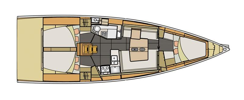 Boatplan Elan 400